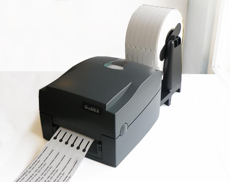 Inteligentny Drukarka etykiet GoDEX G500-LAN/USB - G500-LAN - Godex OI23